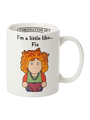 Wow Stuff Coronation Street mug