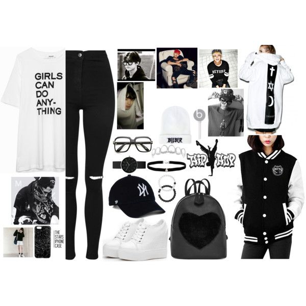 HIP-HOP by salin-02 on Polyvore featuring mode, Zadig & Voltaire, BOY London, Topshop, Lokai, Newgate, Amanda Rose Collection, ZeroUV, Justin Bieber and Beats by Dr. Dre