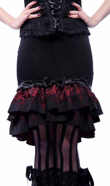 Mademoiselle Mae West skirt