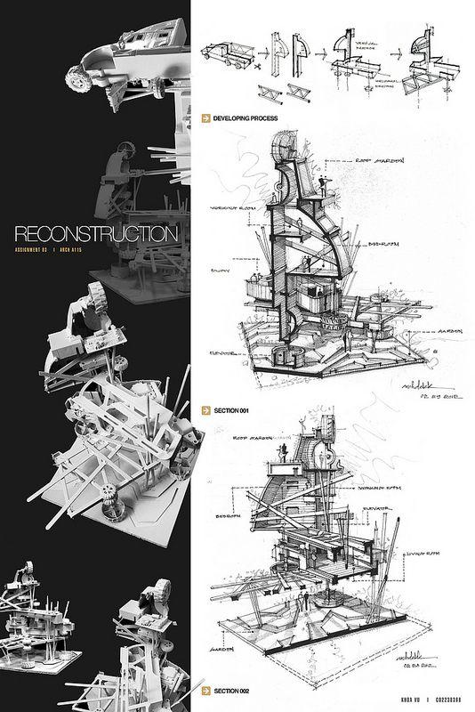 Reconstruction project I 2012 by ARCHDEKK   by Archdekk I Khoa Vu