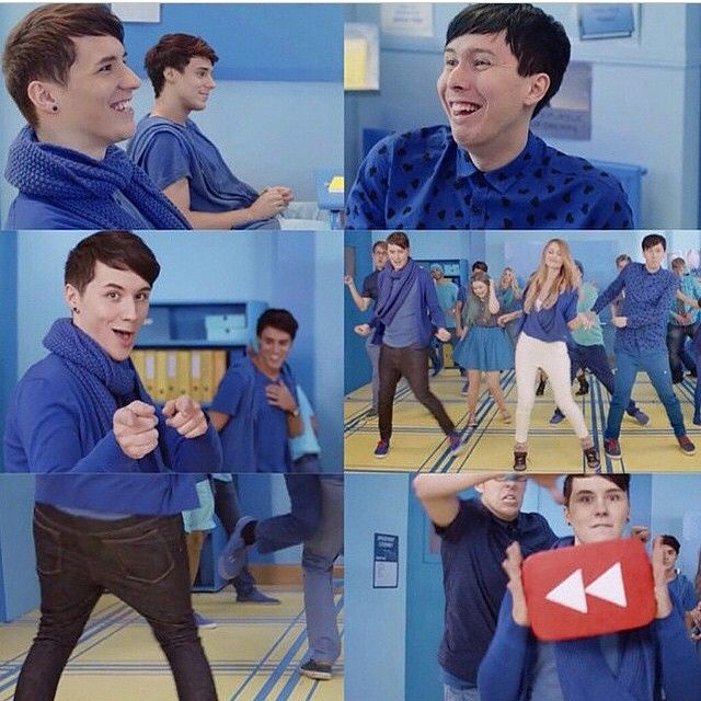 youtube rewind 2014 dan and phil - Google Search