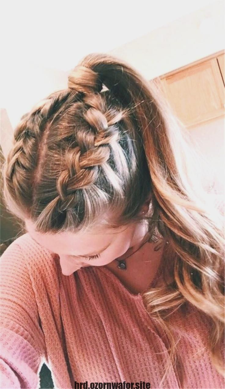 Excellent Photographs Cute Hairstyles For School Ideas Prepare Because There S A New Say Associated Hair Styles Long Hair Styles Easy Hairstyles For Long Hair