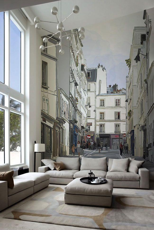 Cityscapes: Interior Love of the Modern Metropolis - nousDECOR