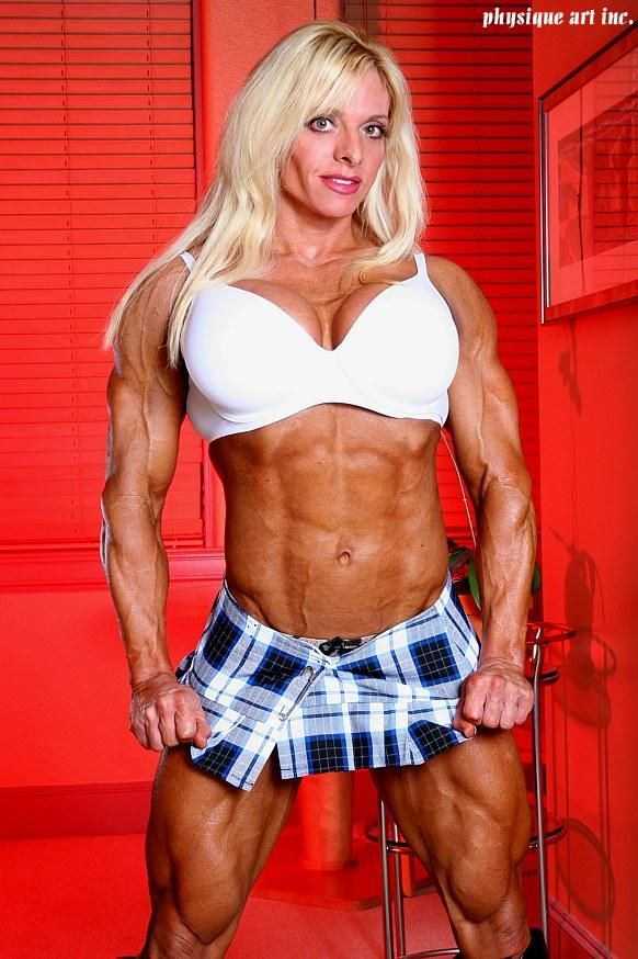 22 best Amy Neal images on Pinterest | Amy, Female muscle
