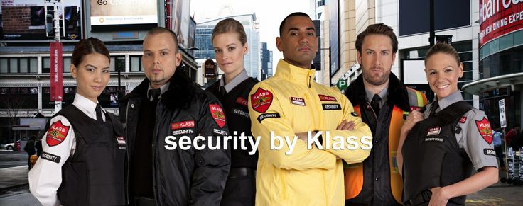 Klass Protection Ltd. An exceptional provider of retail security services in Mississauga, ON. www.klassprotection.com T: 1-800-993-0991