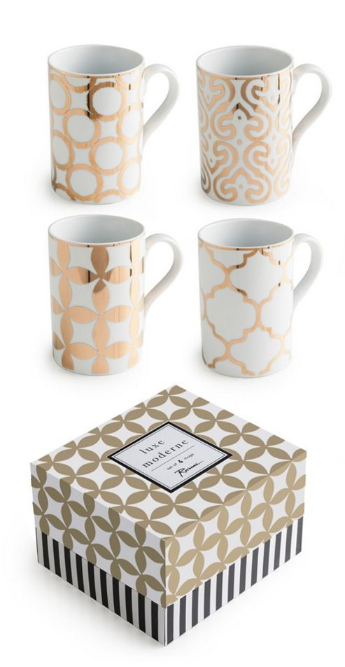 Luxe Moderne Mugs by Rosanna