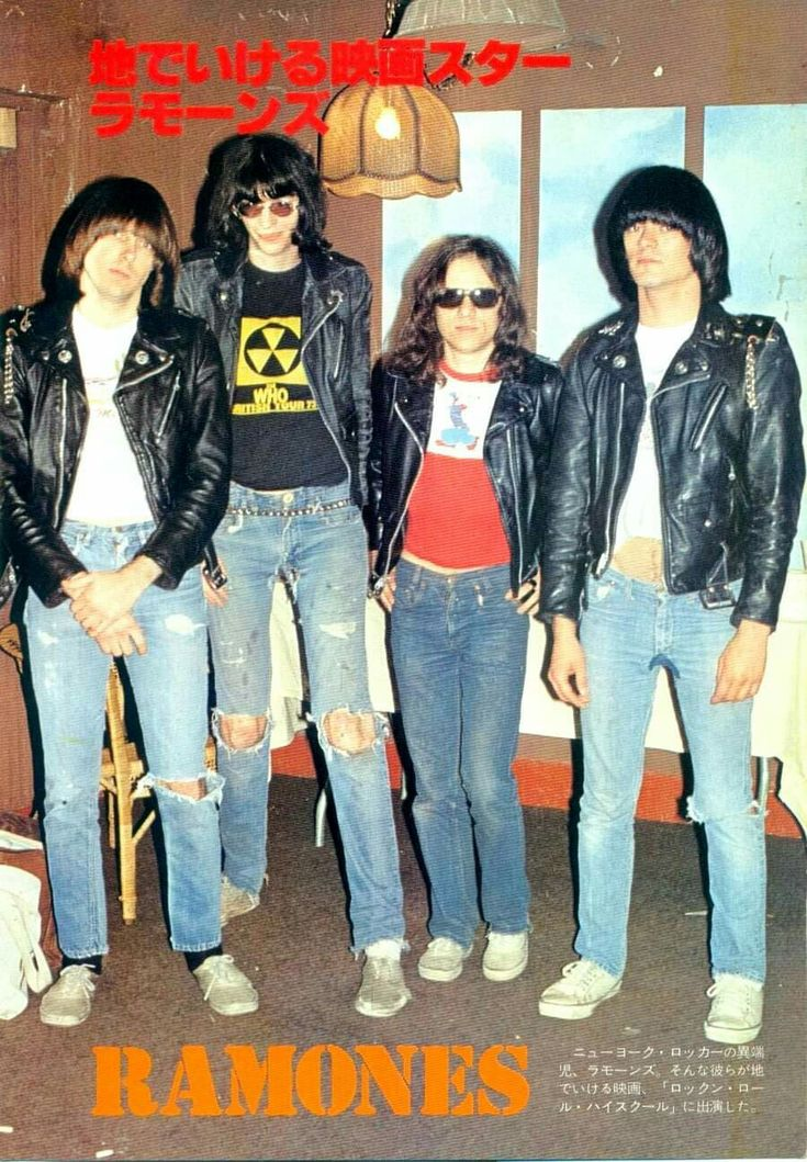 Pin By Anastasia Raven On Ramones In 2019