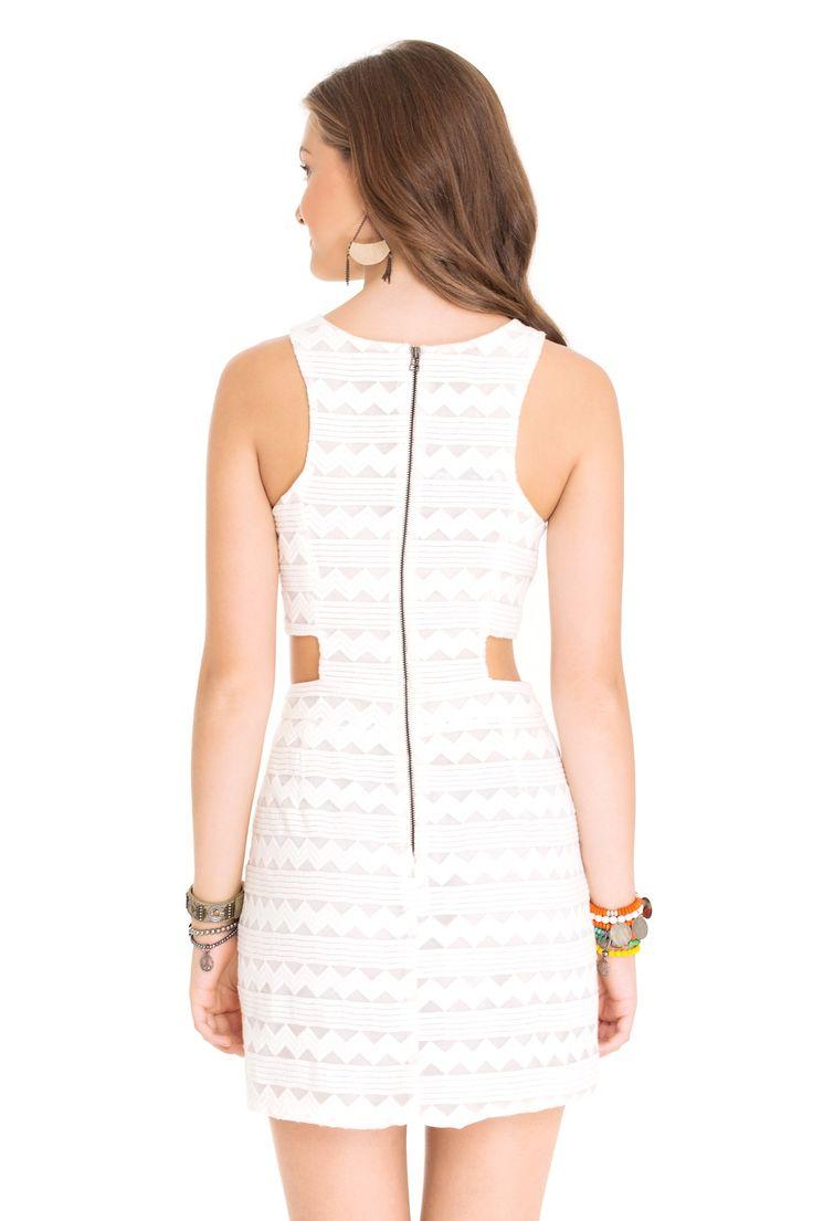 vestido bordado étnico - Vestidos | Dress to
