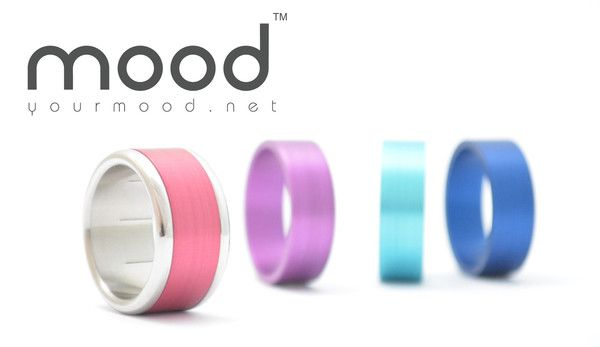 mood ring with pink, purple, blue, turquoise