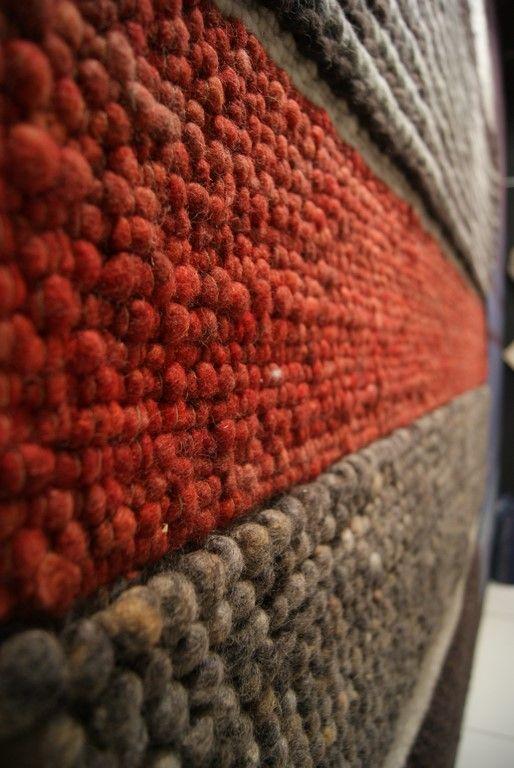 Je hebt de keuze uit tal van kleuren bij een #tapijt op maat.