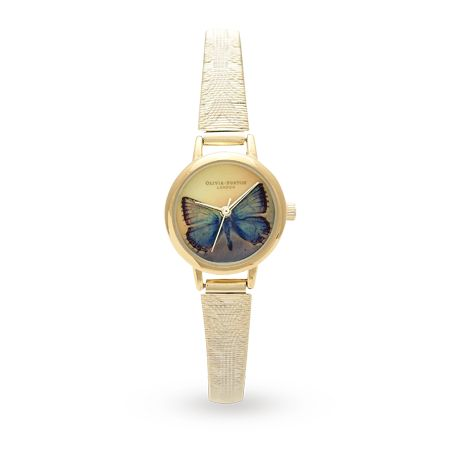 Ladies Watches - Olivia Burton Woodland Ladies Watch - OB14MW20
