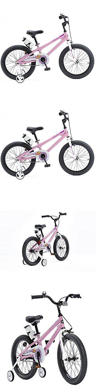 Training Wheels 177839: Kids Bikes Royalbaby Bmx Freestyle Kids Bike, Boys Bikes And Girls Bikes With 12 BUY IT NOW ONLY: $119.49