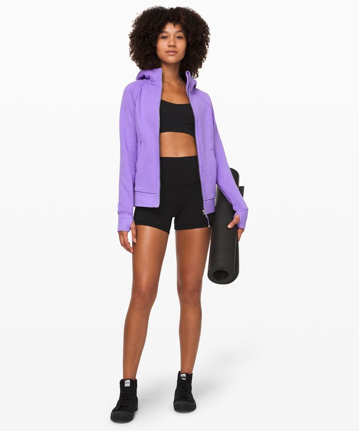 Scuba Hoodie *Light Cotton Fleece   Women's Hoodies   lululemon athletica 9