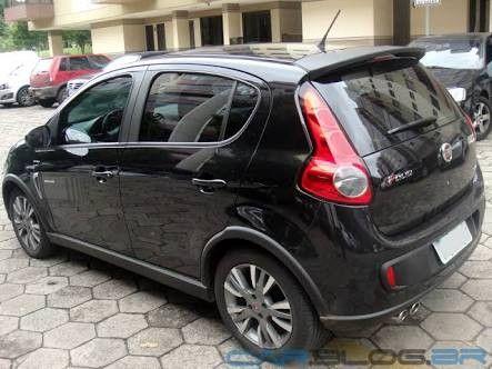 Fiat Palio ATTRACTIVE 1.0 EVO Fire Flex 8v 5p 2015 Gasolina Curitiba PR   Roubados Brasil