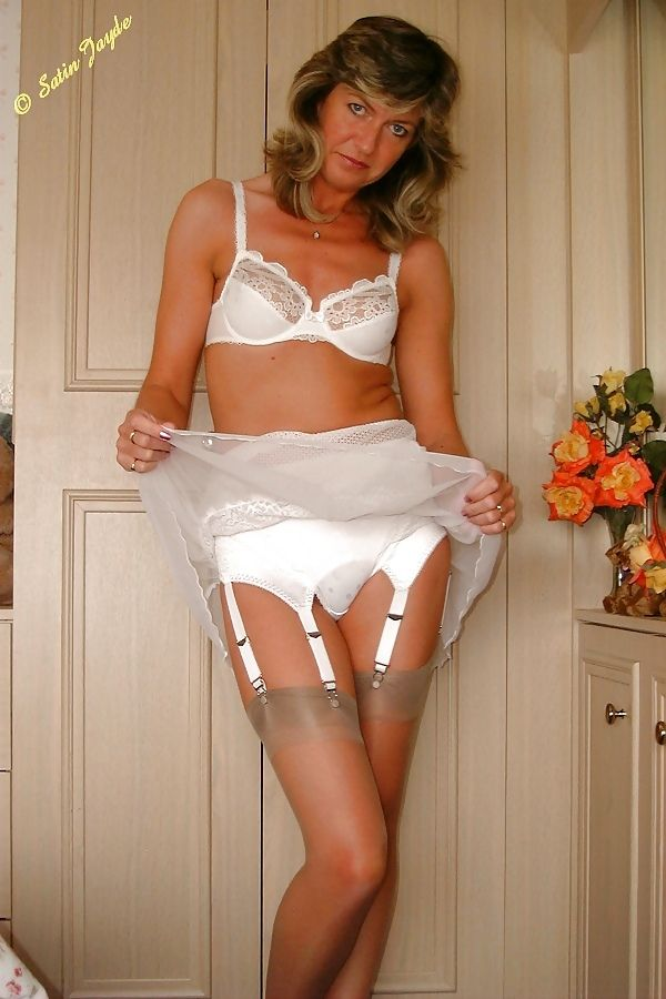 79 best Garter belts and nylons images on Pinterest ...