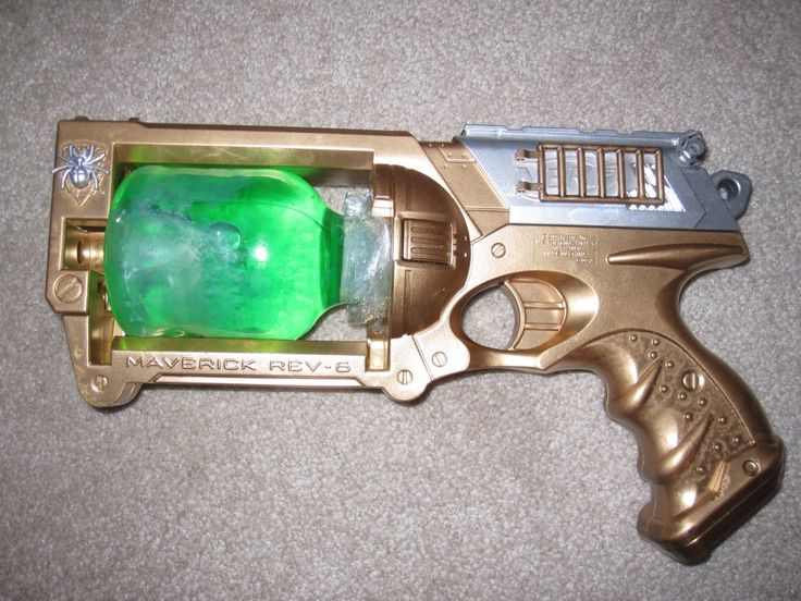 Final Steampunk Gun tutorial out of a Nerf gun