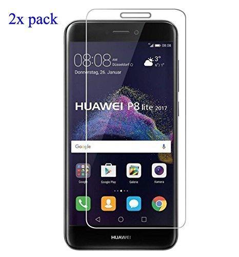 Oferta: 7.29€ Dto: -68%. Comprar Ofertas de 2x Huawei P8 Lite 2017 Protectores de Pantalla, EJBOTH Vidrio templado Protector de pantalla teléfono Proyectar película prot barato. ¡Mira las ofertas!