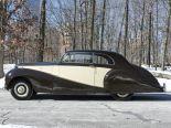 Rolls-Royce Silver Wraith 2-door Saloon by Freestone & Webb '1952