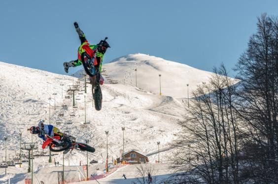 Action sports, adrenalina, divertimento e tanta musica: il DEEJAY Xmasters Winter Tour, l'evento sponsorizzato #Quiksilver e #roxy