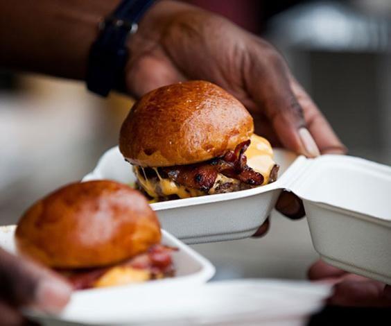 Visit Birmingham best burger