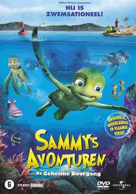 Sammy's avonturen : de geheime doorgang - Ben Stassen, Ramin Djawadi