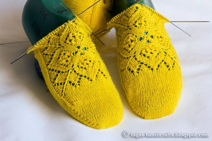 Koome salaja kevade kohale / Secret Knitting, III vihje