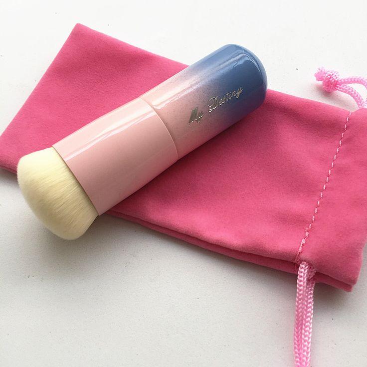 VDL Mydestiny Pro Makeup Brush Flat Foundation Powder Blush Contour BB Cream Makeup Brushes Soft