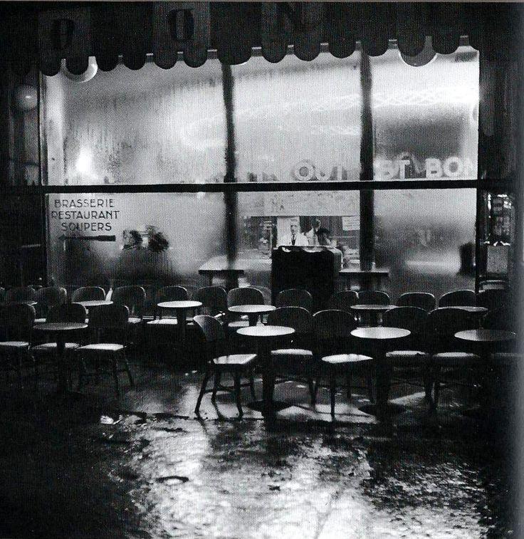 Place de la Bastille, Paris 1947. Marcel Bovis