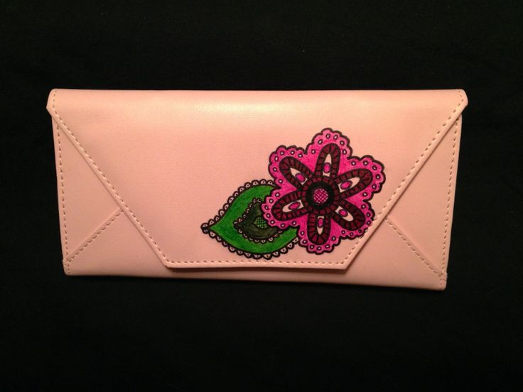 Custom wallet.  Thought I would try something new!