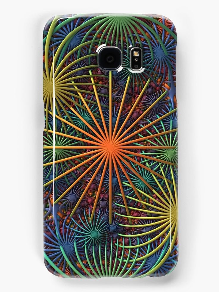 Fireworks – a 3-D Fractal Rendering created with Mandelbulb 3D software. • Also buy this artwork on phone cases, apparel, stickers, and more.