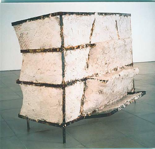 Susana Solano, Pedris II, 1985. Escenografía, impresionismo.
