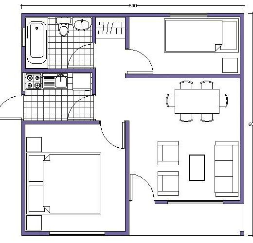 Planos de casas chicas (22)