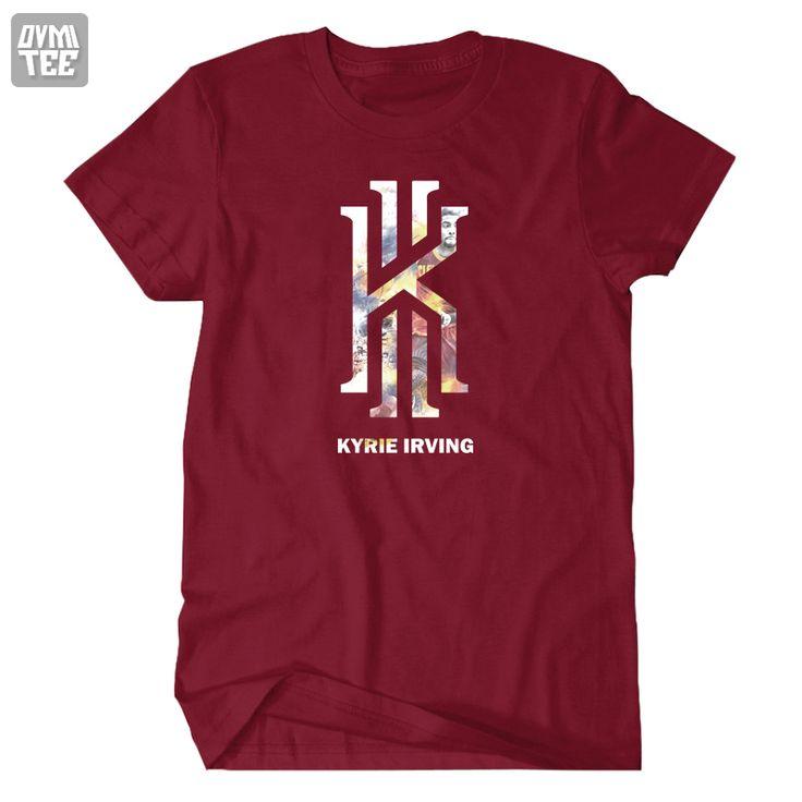 2016 summer new KYRIE IRVING basket ball t shirt men women casual short tees CAVS tshirt homme sprotswear camiseta hombre XS-2XL#kyrie irving jersey