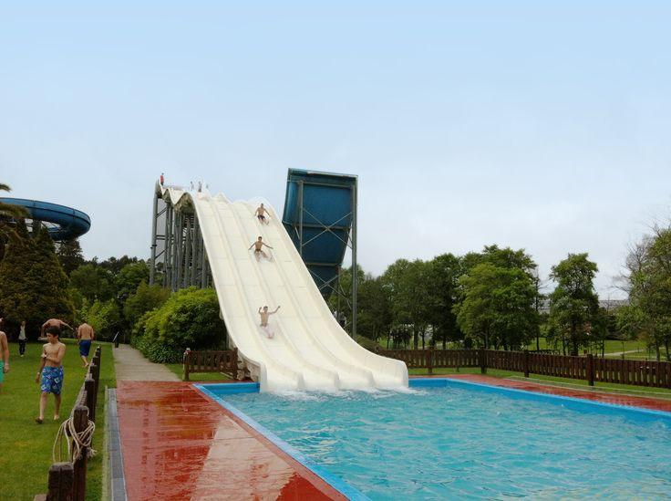 Multipistas no #Aquapark #Cerceda!!! A Coruña, Galicia, Spain