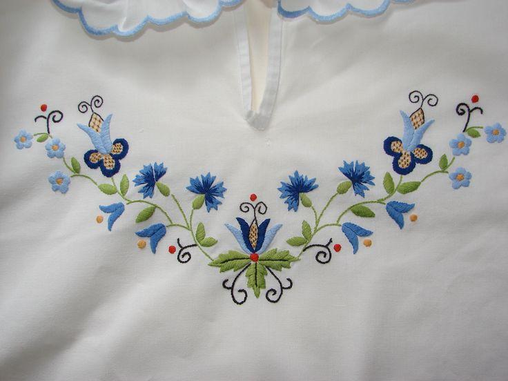 Bluzka do stroju Agnieszki; Kaszuby