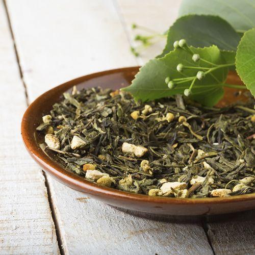 Травяной чай. Липа