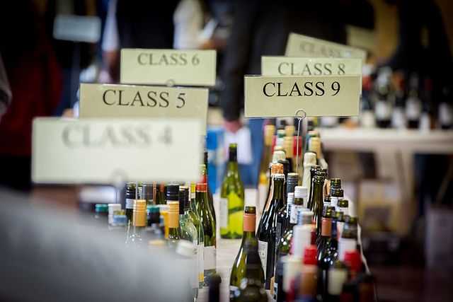 2013 Barossa Wine Show | copyright Barossa Grape & Wine Association