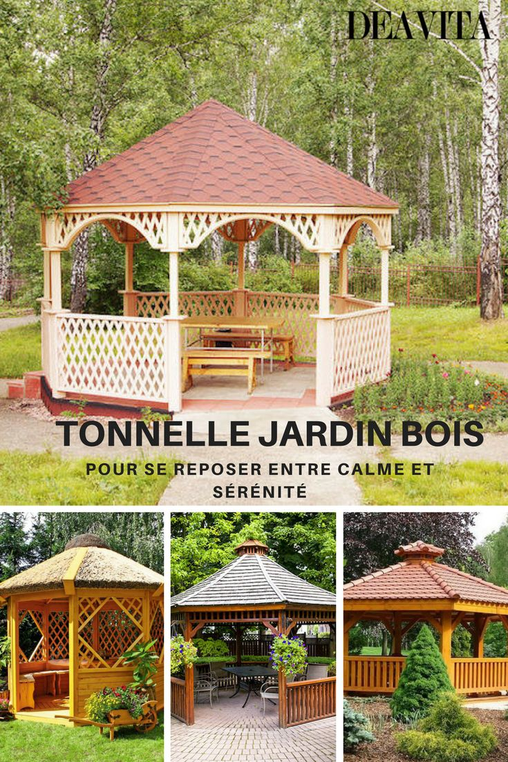 Best Tonnelle De Jardin Sarah Images - House Design - mapetitesouris ...
