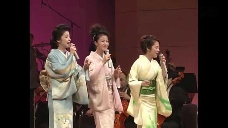 香西かおり&坂本冬美&藤あや子   ザ・ピーナッツ ヒットメドレー4曲