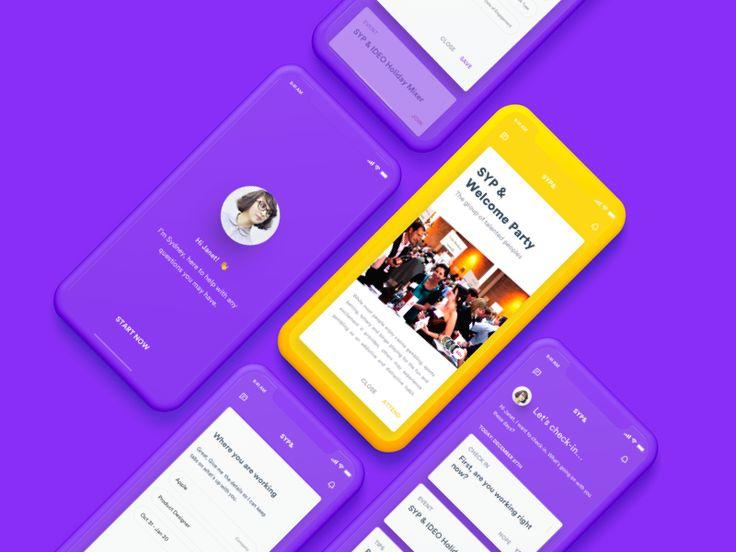 Purple Branding by Johny vino™