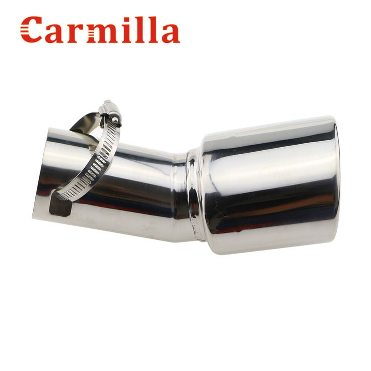 Carmilla Stainless Steel Car Tail Pipe Muffler Exhaust Pipe for Peugeot 2008 Year 2013 2014 2015 Modification. Yesterday's price: US $27.60 (22.72 EUR). Today's price: US $19.60 (16.17 EUR). Discount: 29%.