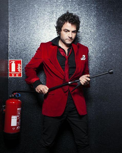 Paris le 06/11/2012 Matthieu Chedid, connu sous le nom d'artiste -M-