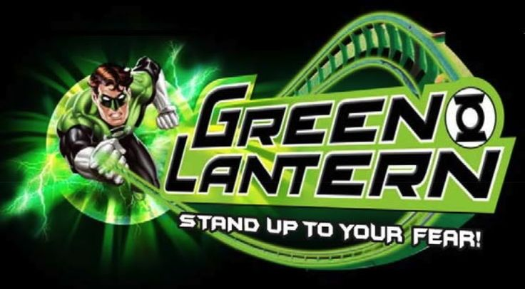 Green Lantern Six Flags Great Adventure Coaster Coverage - The ...
