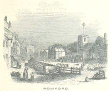 Romford, Essex, UK