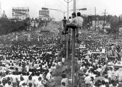 Philippine News: A Shot From The Hip: EDSA REVOLUTION: A PERSONAL ACCOUNT