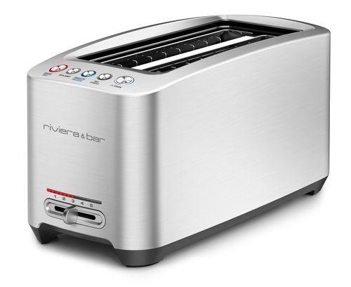 Petit electroménager : machines à expresso, machines à pain, centrifugeuses et robots   RIVIERA et BAR   Fiche produit
