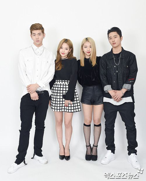 KARD | BM, SOMIN, JIWOO AND J-SEPH