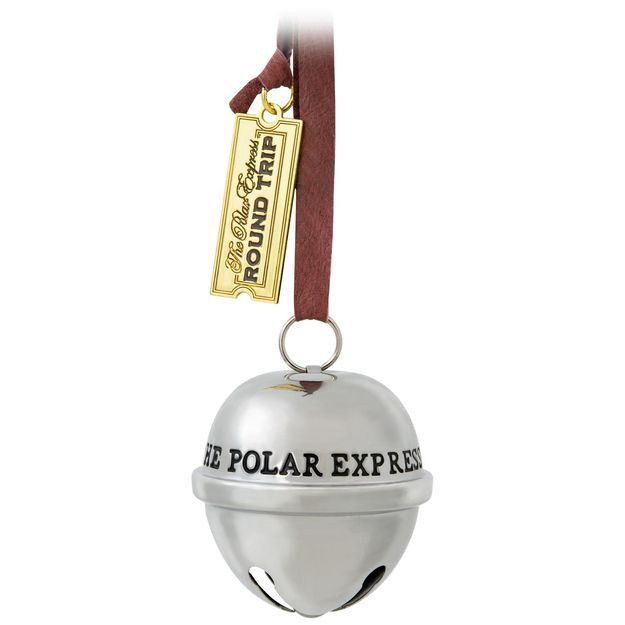 The Polar Express Santa's Sleigh Bell Ornament