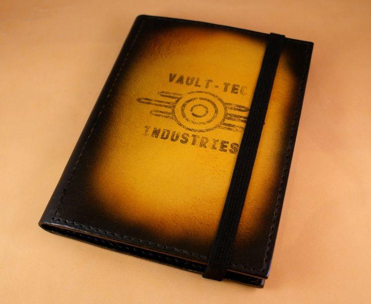 Fallout kindle cover