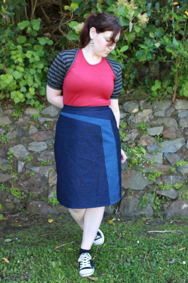 Tahi skirt and shrug